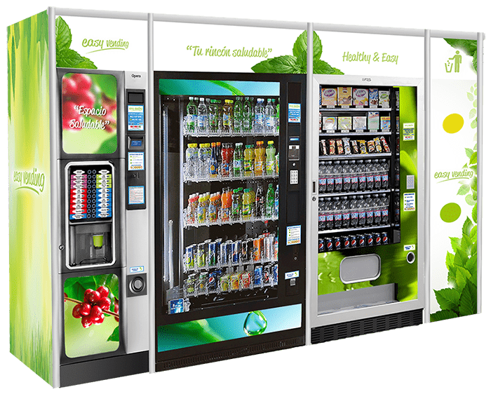 Vending Alternativo Easy Vending