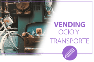 Vending Ocio Transporte Easy Vending