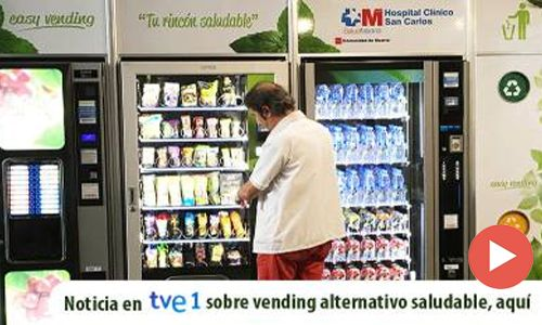 Vending Saludable San Carlos